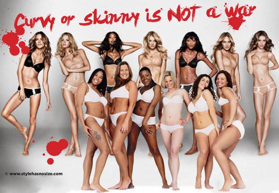 curvy or skinny